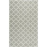 Safavieh Handmade Moroccan Chatham Grey Wool Rug - 10' x 14'