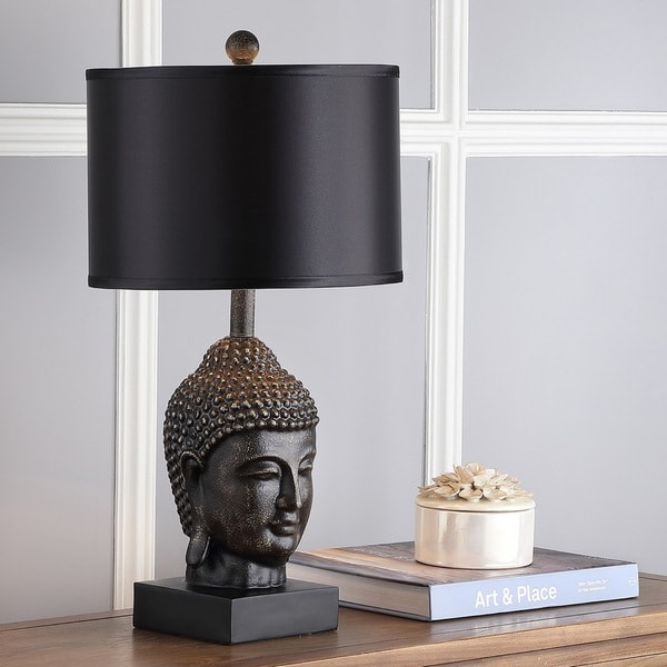 High Quality Safavieh Lighting 24.5 Inch Dark Golden Buddha Table Lamps (Set Of 2)    Free Shipping Today   Overstock.com   15666816