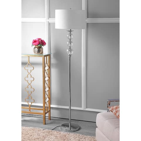 Glass Floor Lamps Find Great Lamps Amp Lamp Shades Deals Shopping At Overstock