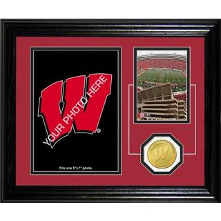University of Wisconsin 'Fan Memories' Desktop Photo Mint