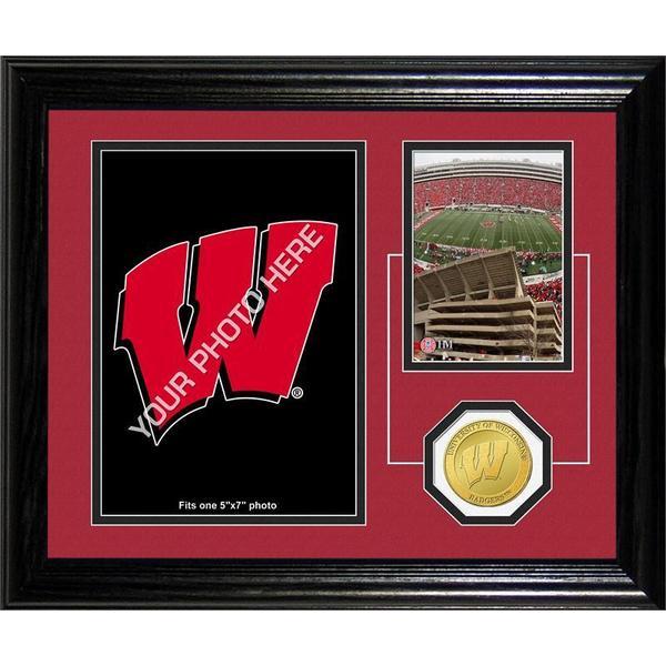 University of Wisconsin 'Fan Memories' Desktop Photo Mint