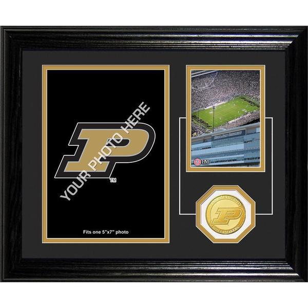 University of Purdue 'Fan Memories' Desktop Photo Mint