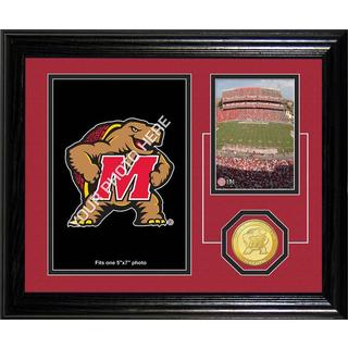 University of Maryland 'Fan Memories Desktop Photo Mint