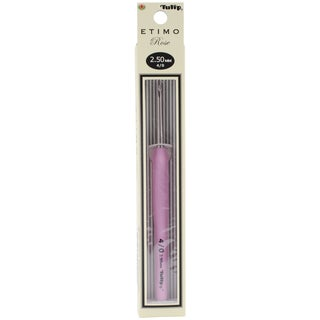Tulip Etimo Rose Crochet Hook-Size 4/2.5mm