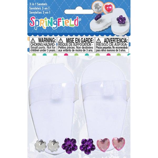 Springfield Collection Sandals Gemstone