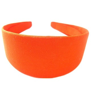 Crawford Corner Shop Vibrant Orange Headband