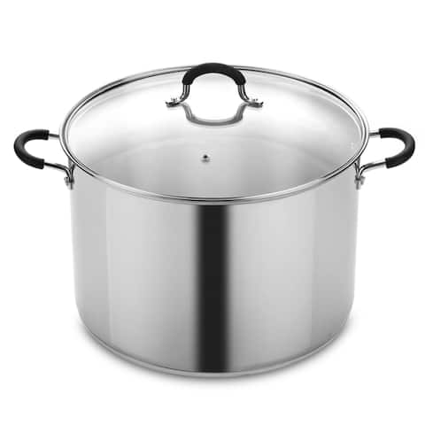 Cook N Home Stainless Steel Canning/ Stock Pot
