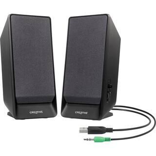 Creative SBS Series A50 2.0 Speaker System - 0.8 W RMS - Desktop - Bl|https://ak1.ostkcdn.com/images/products/8359631/P15667399.jpg?impolicy=medium