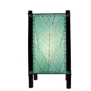 Eangee Sea Blue Fortune Table Lamp