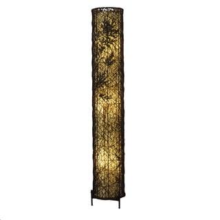 Eangee Shadow Fern Giant Floor Lamp