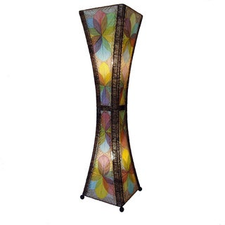Eangee Multi Hourglass Large Floor Lamp