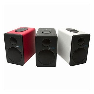 Grace Digital GDI-BTSP207 aptX Powered Bookshelf Bluetooth Speakers (