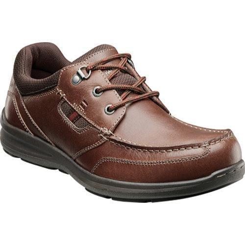 Men's Nunn Bush Hopkins Chestnut Leather