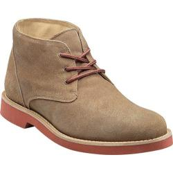 Men's Nunn Bush Woodbury Sand Suede