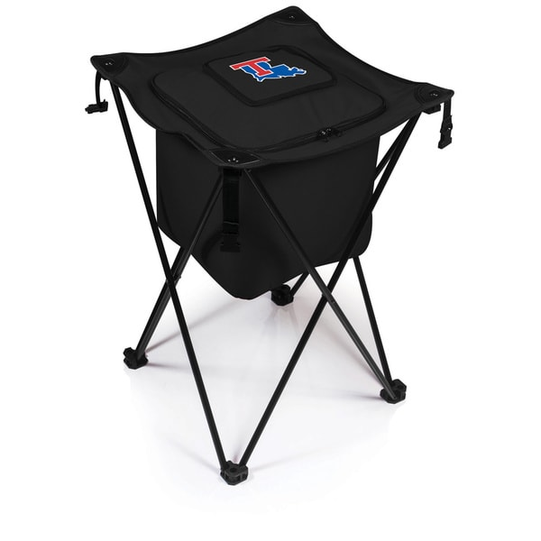 Picnic Time Louisiana Tech University Bulldogs Sidekick Cooler - Black