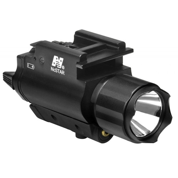NcStar Red Laser Sight with 3W Light Combo