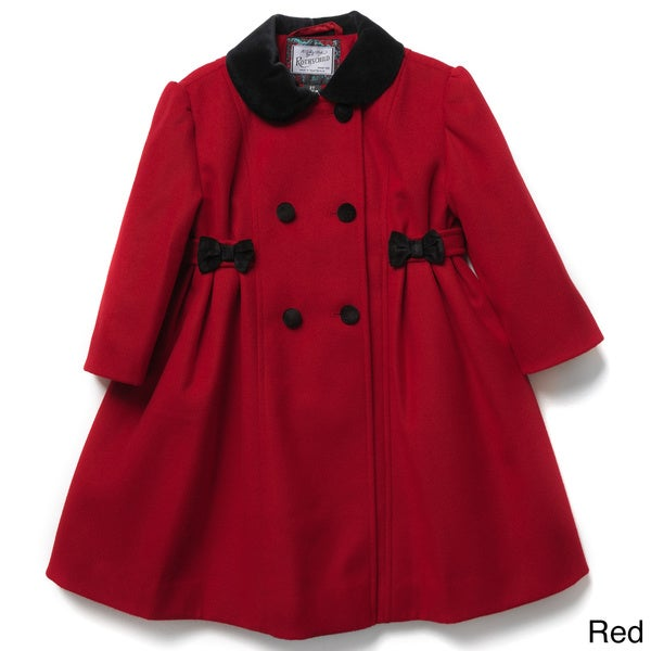 Rothschild Girl's Dress Coat - Free Shipping Today - Overstock.com ...