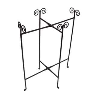 Iron Floor Stand for Oblong Tub