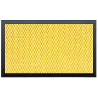Teton Weather Resistant Yellow/ Black Entry Mat