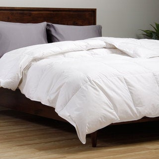 Hotel Madison Classic All-season White Down Comforter