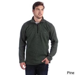 Stormy Kromer Men's WoolOver Quarter-zip Jacket