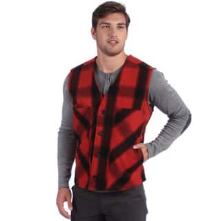 Stormy Kromer Men's Button Vest|https://ak1.ostkcdn.com/images/products/8361437/Stormy-Kromer-Mens-Button-Vest-P15668826.jpg?impolicy=medium