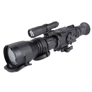Armasight Drone Pro 10X Digital Night Vision Rifle Scope Resolution 752x582 with XLR-IR850 X-Long Range Infrared Illuminator
