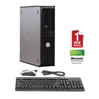 Dell OptiPlex 320 1.8GHz 2GB 750GB Win 7 Desktop Computer (Refurbished)