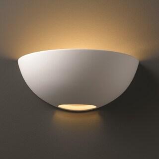 Metro Ceramic 1-light Sconce