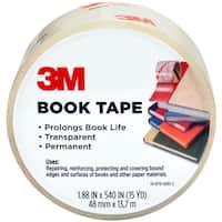 """Scotch Book Tape 2.83""""X15yd"""