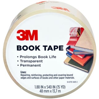 "Scotch Book Tape 2.83""X15yd"