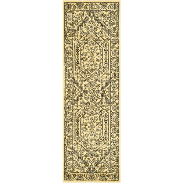 Safavieh Lyndhurst Collection Traditional Multicolor/Red Runner (23