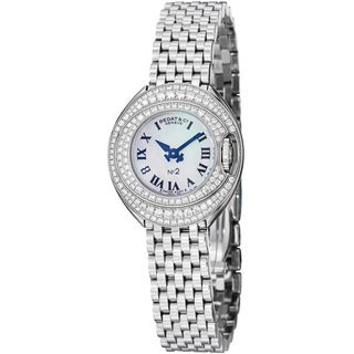 Bedat Women's 227.051.900 'No2' Mother of Pearl Dial Bracelet Diamond Watch