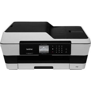 Brother Business Smart MFC-J6520DW Inkjet Multifunction Printer - Col