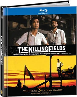 The Killing Fields Digibook (Blu-ray Disc)