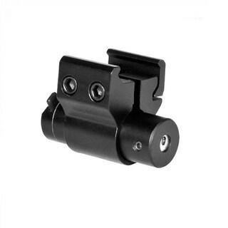 NcStar Weaver Mount/Black Compact Red Laser Sight