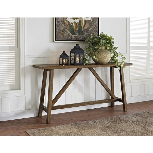 Ameriwood Home Bennington Console Table Free Shipping Today Overstockcom 15670732