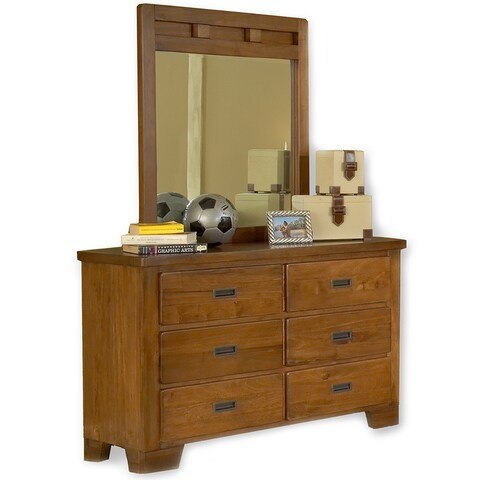 Hardy 6-drawer Dresser and Optional Mirror by Greyson Living