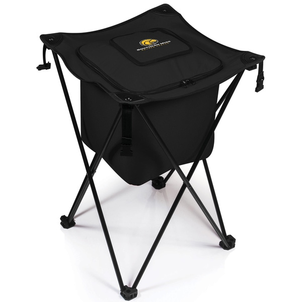 Picnic Time Black University of Southern Mississippi Golden Eagles Sidekick Cooler