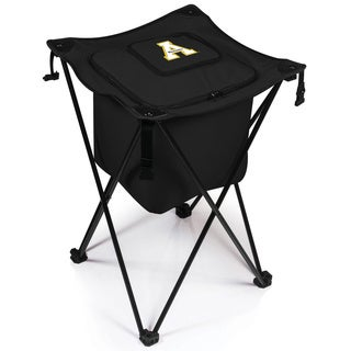 Picnic Time Black Appalachian State Mountaineers Sidekick Cooler