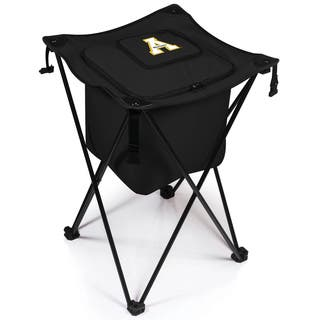Picnic Time Black Appalachian State Mountaineers Sidekick Cooler|https://ak1.ostkcdn.com/images/products/8364399/8364399/Picnic-Time-Black-Appalachian-State-Mountaineers-Sidekick-Cooler-P15671364.jpg?impolicy=medium