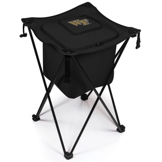 Picnic Time Black Wake Forest University Demon Deacons Sidekick Cooler