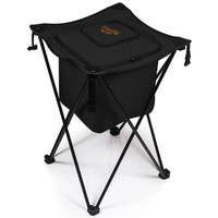 Picnic Time Black University Wyoming Cowboys Sidekick Cooler
