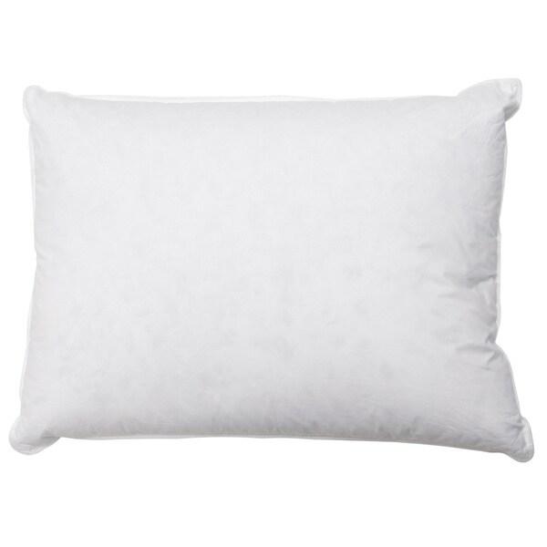 European Legacy 230 Thread Count All Down Pillow - White