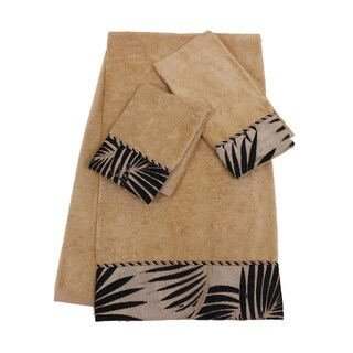 Sherry Kline Biscayne Bay Embellished 3-piece Towel Set