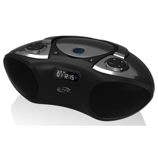iLive Bluetooth CD Radio Portable Boombox