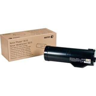 Xerox Black High Capacity Toner Cartridge, Phaser 3610, WorkCentre 36