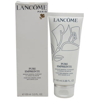 Lancome Pure Empreinte Purifying Mineral 3.3-ounce Mask