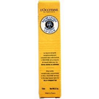L'Occitane Shea Organic 0.5-ounce Lip Balm https://ak1.ostkcdn.com/images/products/8365318/P15672143.jpg?impolicy=medium