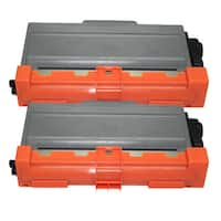 Brother TN780 Black Extra High Yield Compatible Laser Toner Cartridge Pack of 2